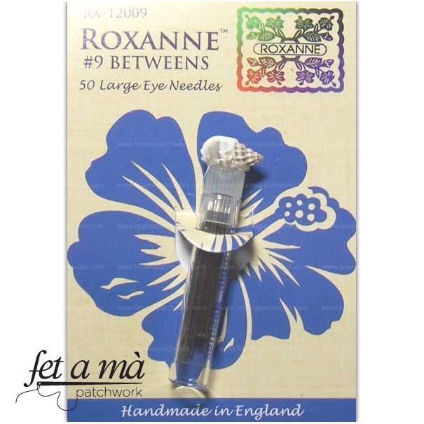 Agujas Roxanne nº11
