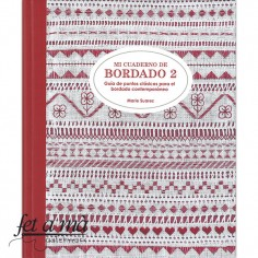 Libro Mi cuaderno de Bordado 2
