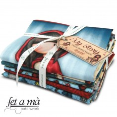 Pack Fat Quarters - Gorjuss...