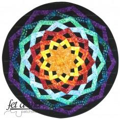 Patrón Mandala