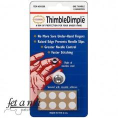 Adhesivos ThimbleDimple