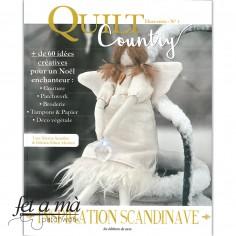 Revista Quilt Country...