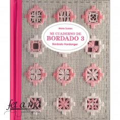 Libro Mi cuaderno de Bordado 3