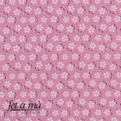 Tela Tilda Meadow Basics rosa