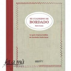 Libro Mi cuaderno de Bordado