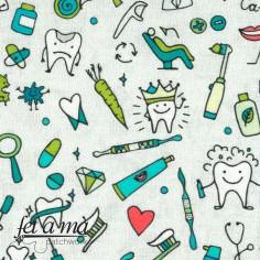 Tela dentista
