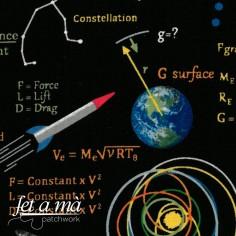 Tela Astronomía