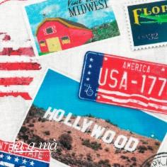 Tela American Road Trip