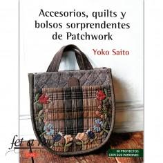 Libro Accesorios, quilts y...
