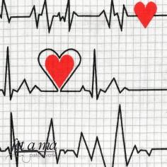 Tela electrocardiogramas...
