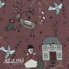 Tela Peace and Joy -...