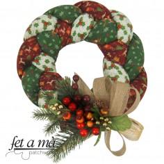 Kit Navidad: Corona grande...