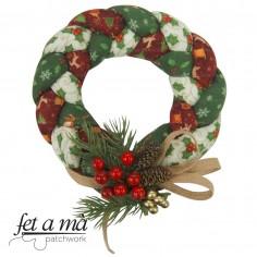 Kit Navidad: Coronas...