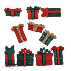 Botones Boxes and Bows
