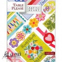 Libro Table Please Part I