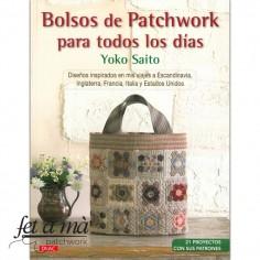 Libro Bolsos de Patchwork...