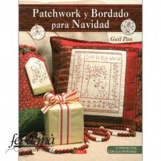 Libro Patchwork y Bordado...