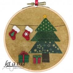 Kit Navidad Bastidor Árbol...