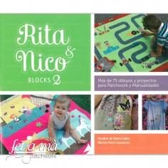 Libro Rita & Nico Blocks 2