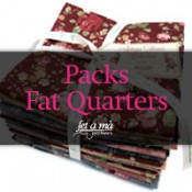 Packs Fat Quarters