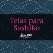 Telas para Sashiko