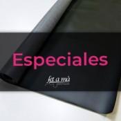 Telas especiales