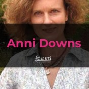 Anni Downs | Hatched and Patched