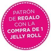 Patrones de regalo por la compra de Jelly Rolls