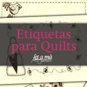 Etiquetas para Quilts