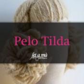 Pelo para muñecos Tilda