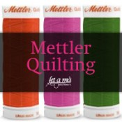 Hilos Mettler Silk-Finish Cotton 40