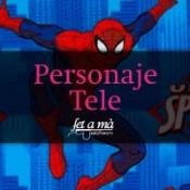 Personajes de la Tv y Cómic