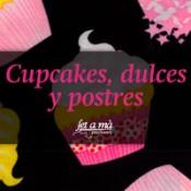 Cupcakes, postres y dulces