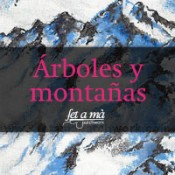 Árboles y montañas