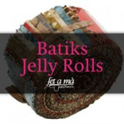 Jelly Roll Batiks