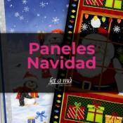 Paneles Navidad