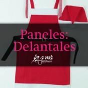 Paneles: Delantales