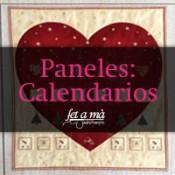 Paneles: Calendarios de adviento