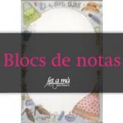 Blocs de notas - ¡OFERTA!