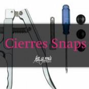 Cierres Snaps