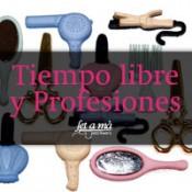 Tiempo libre y profesiones